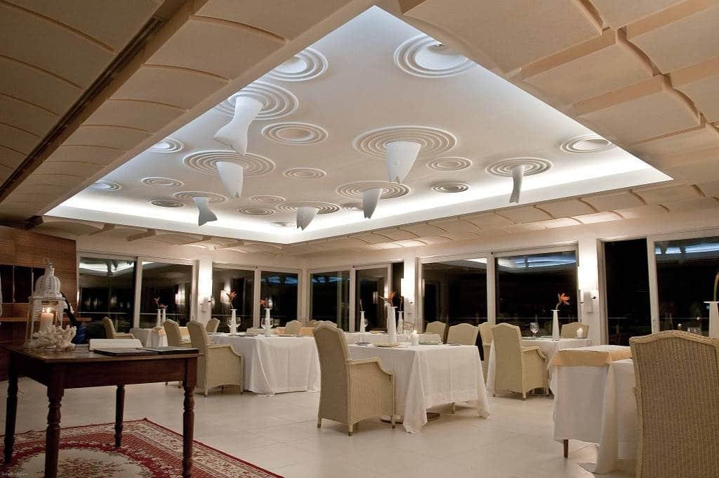Illuminazione Tavoli Ristorante : L illuminazione del ristorante stellato i quattro passi a nerano