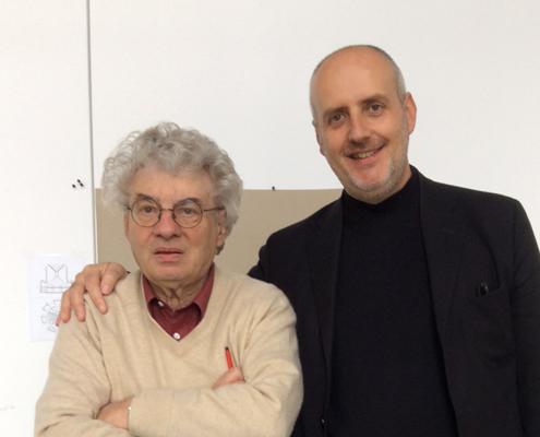 Mario Botta, una giornata con un maestro dell'architettura e non solo