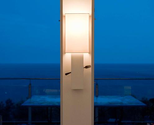 Lampada Forchetta: poesie di luce