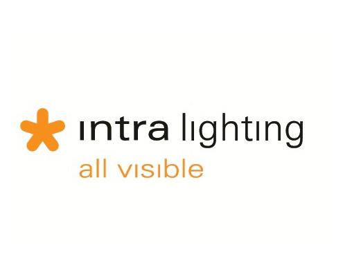 Una collaborazione con l'azienda Intra-lighting