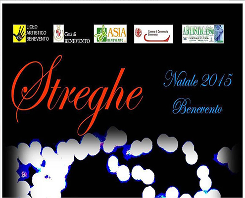 Streghe… in Luce a Benevento