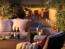 Luce e ristorazione: la magia inizia dall'esterno