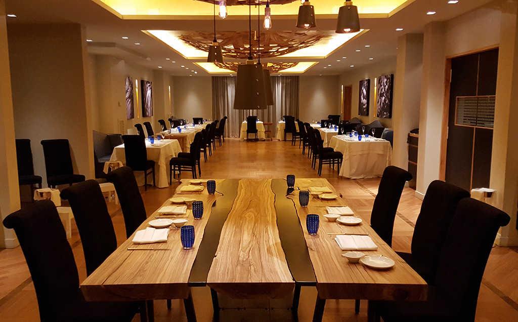 I 5 trucchi per illuminare al meglio il tuo ristorante filippo