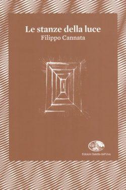 Copertina libro le stanze della luce di Filippo Cannata