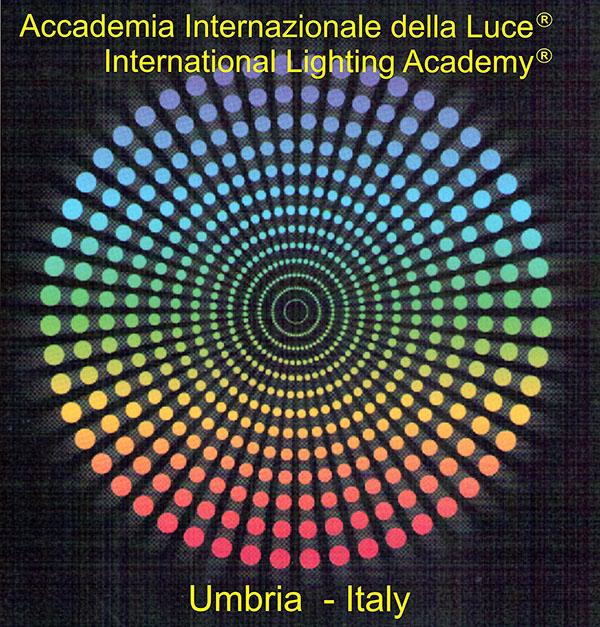 Logo Accademia Internazionale della Luce