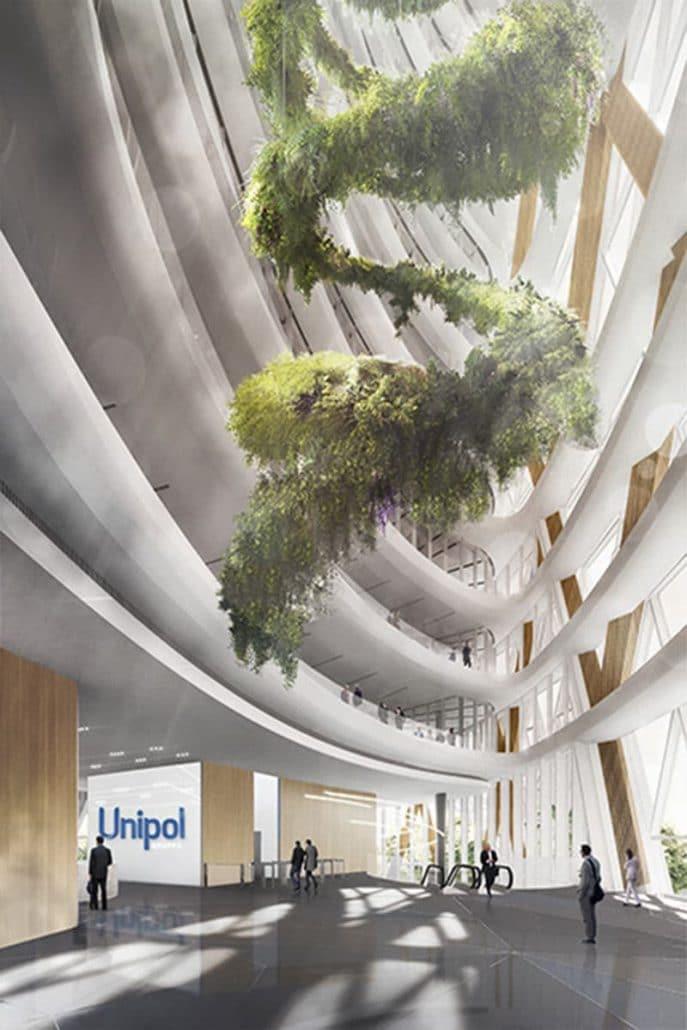 giardino-pensile-torre-Unipol