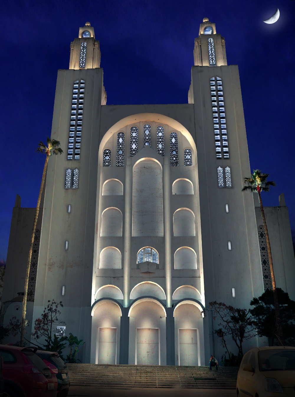 chiesa-sacro-cuore-rabat-marocco-filippo-cannata