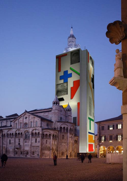 chiesa-torre-ghirlandina-mimmo-paladino-filippo-cannata