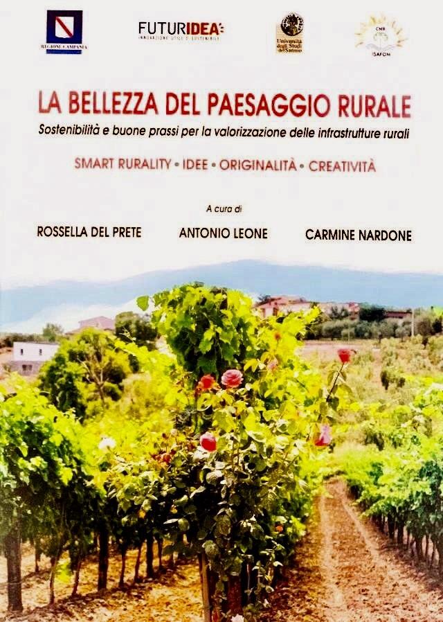 la bellezza del paesaggio rurale FIlippo Cannata copertina